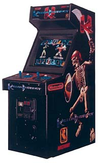 Star Wars Pinball Machine >> Killer Instinct - Videogame by Midway Games