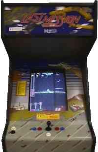 Last Mission Videogame By Nihon Bussan Av Japan
