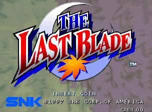 The Last Blade (SNK)
