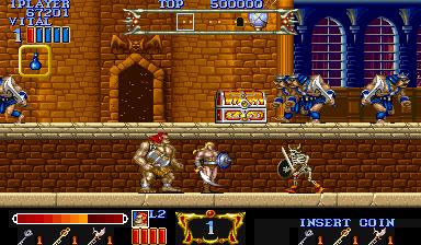 Magic Sword (video game)