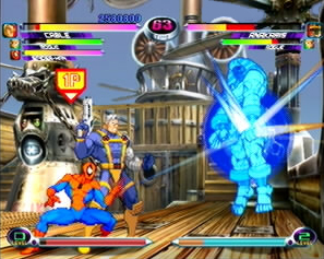 Marvel Vs. Capcom 2 New Age Of Heroes - Videogame by Capcom