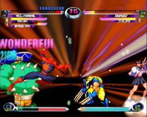 Marvel Vs  Capcom 2 New Age Of Heroes - Videogame by Capcom