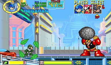 rockman games