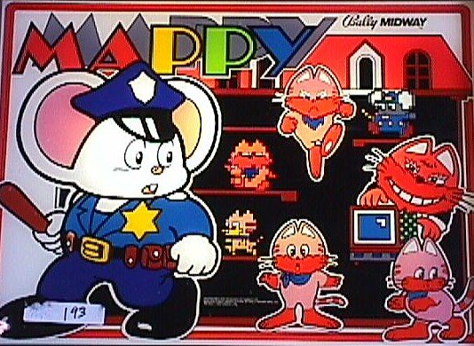 Mappy - marquee