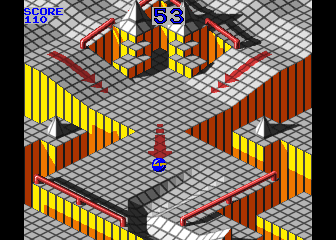 Marble Madness Videogame By Atari Games