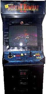 Mortal Kombat Ii Videogame By Midway Games