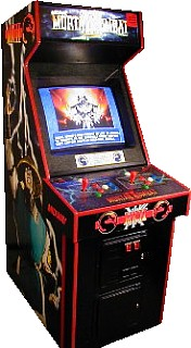 mk2 arcade machine for sale