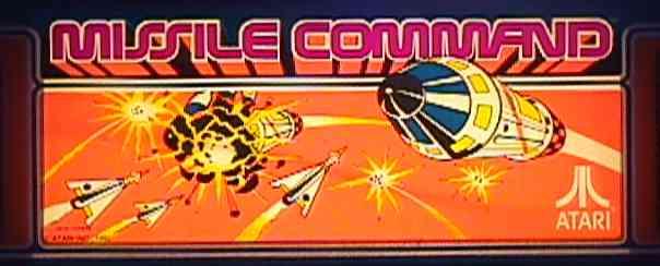 Missile Command - Videogame by Atari on berzerk atari, defender atari, solaris atari, combat atari, astroblast atari, adventure atari, bosconian atari, plaque attack atari, wizard of wor atari, mappy atari, breakout atari, pacman atari, e.t. the extra-terrestrial atari, aquaventure atari, fatal run atari, warlords atari, pepsi invaders atari, space invaders atari, pele's soccer atari, space war atari,