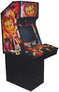 Nba Jam Extreme Videogame By Acclaim