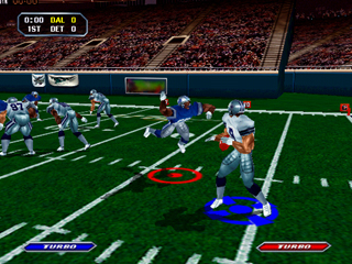 midway brought back the blitz style play by launching in 2005 blitz