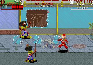 juego ninja kids taito