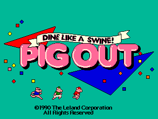 Pig Out - Videogame by Leland