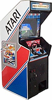 Pole Position Ii Videogame By Atari