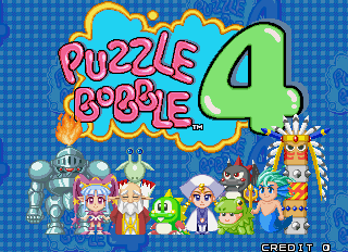 puzzle bubble taito