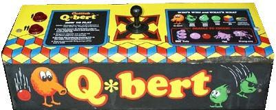 Q*bert - Videogame by Gottlieb, D , & Co , a Columbia Pictures