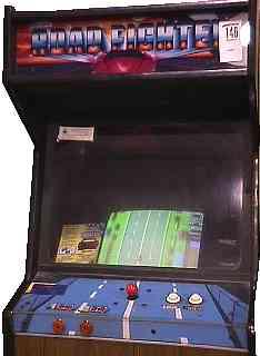 Road Fighter Videogame By Konami