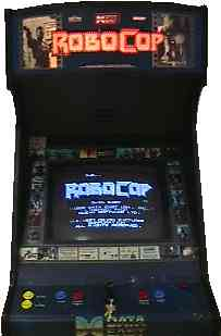 Robocop Videogame By Data East