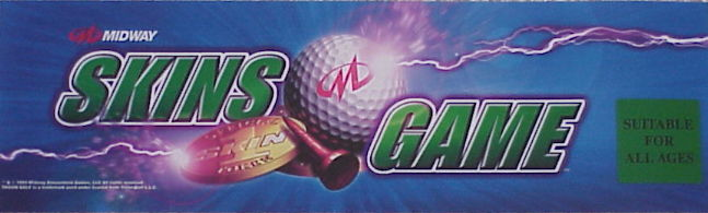 skins game videogame by midway games