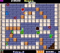 3a9dc2e6a67d Solomon s Key - Videogame by Tecmo
