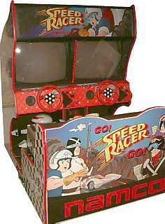 Speed Racer Videogame By Namco
