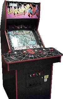 Spider Man The Videogame Videogame By Sega