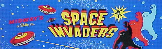 Space Invaders - marquee