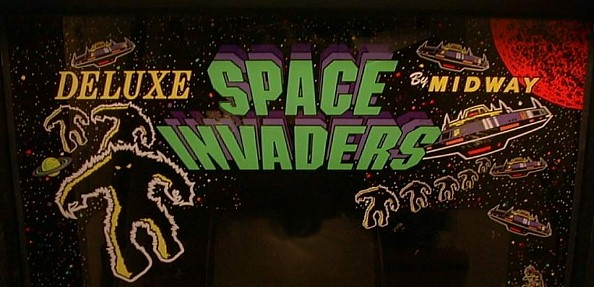 118124217183 space invaders deluxe videogame by midway manufacturing co