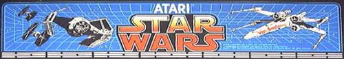 Star Wars - marquee