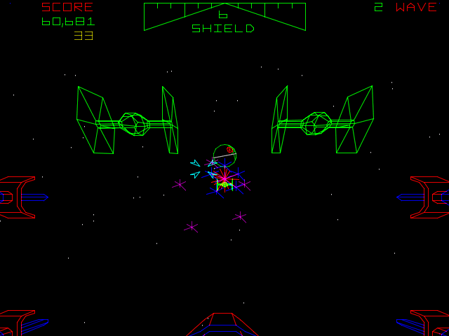 Star Wars - Videogame by Atari Star Wars Atari Wiring Diagram on nes wiring diagram, xbox 360 wiring diagram, ps2 wiring diagram,