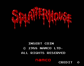 118124217234 splatterhouse videogame by namco  at fashall.co