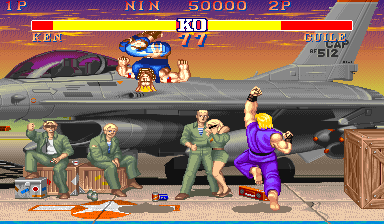 1181242173134 street fighter ii' hyper fighting videogame by capcom  at bayanpartner.co
