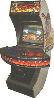 original fighter 2 arcade machine