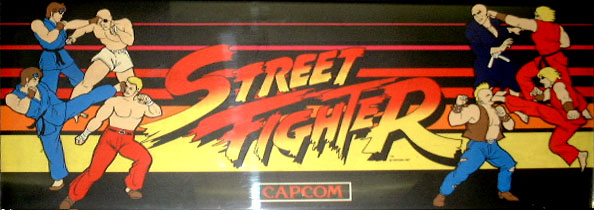 Street Fighter Videogame By Capcom