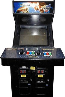 Street Fighter Alpha 2 Videogame By Capcom