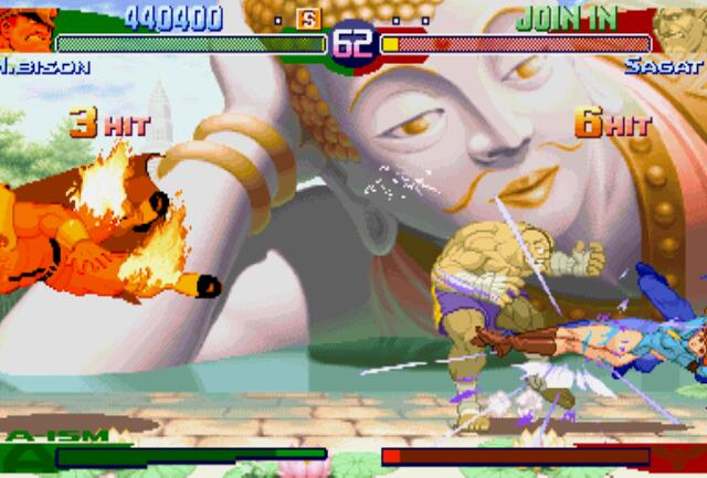 Street Fighter Alpha 3 - Videogame by Capcom