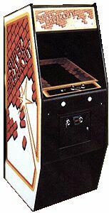 Mini Vending Machine >> Super Breakout - Videogame by Atari