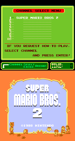 Super Mario Bros  2 - Videogame by Nintendo