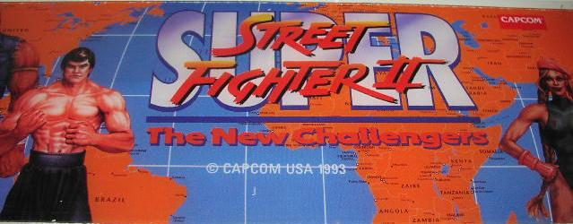 street fighter 2 arcade manual