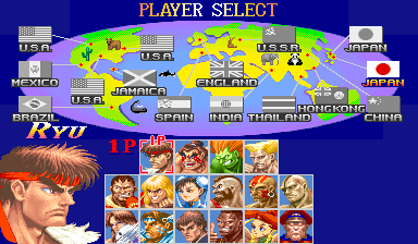 Super Street Fighter II - The New Challengers - Videogame by Capcom