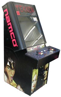 Tekken  sc 1 st  International Arcade Museum & Tekken - Videogame by Namco