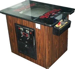 Tapper Videogame By Bally Midway