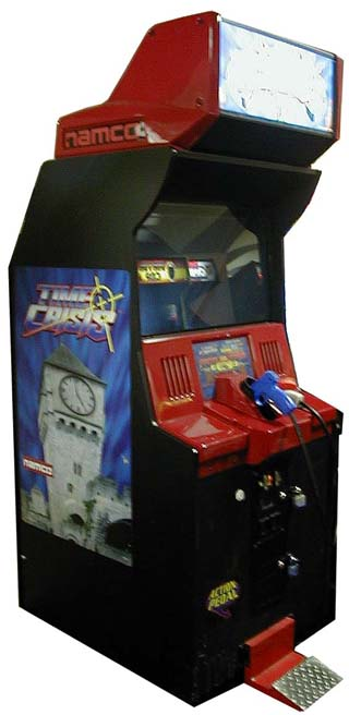 Time Crisis Videogame By Namco