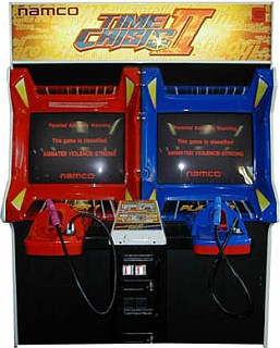 Time Crisis Ii Videogame By Namco