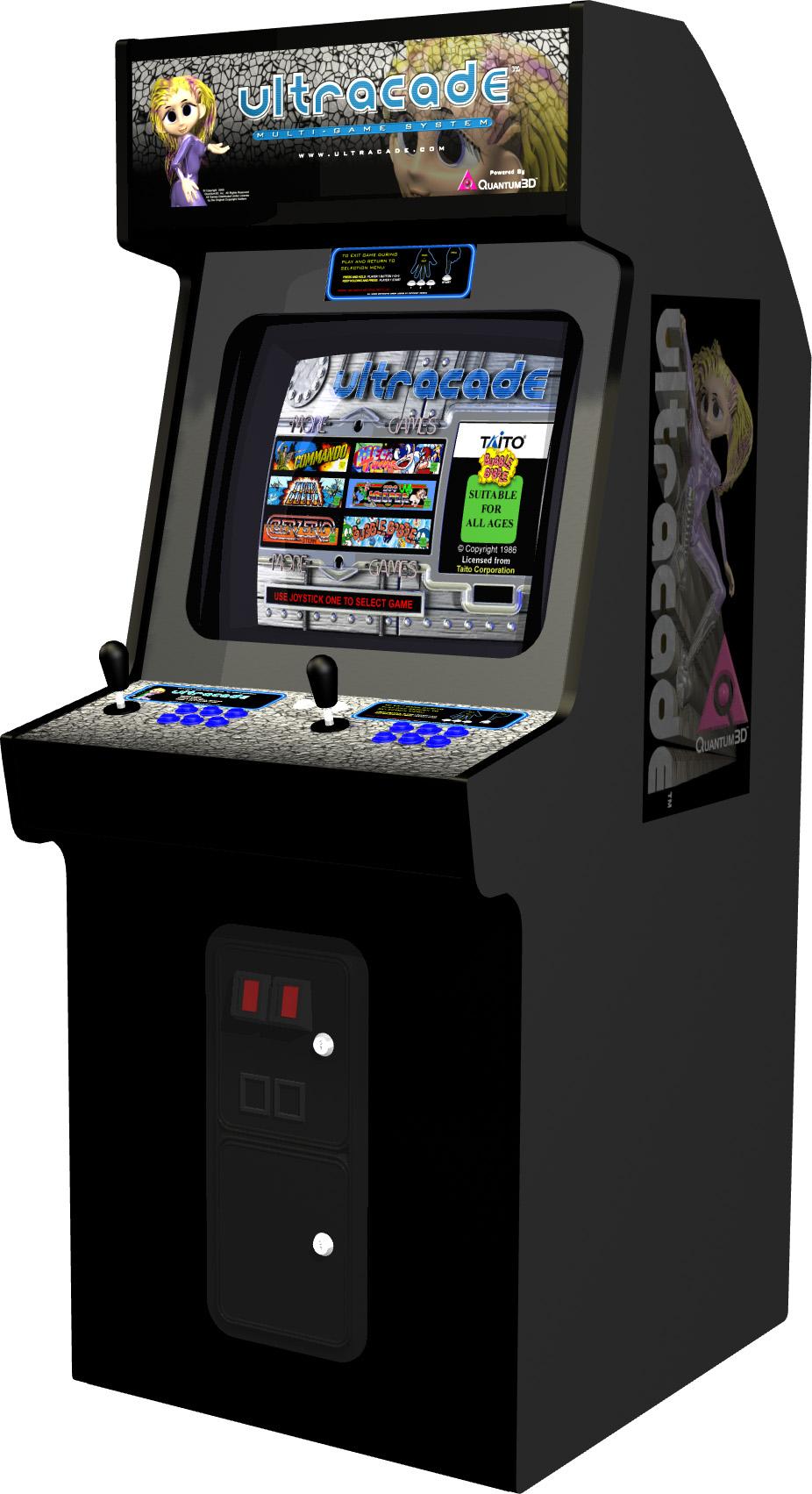Ultracade Videogame By Hyperware