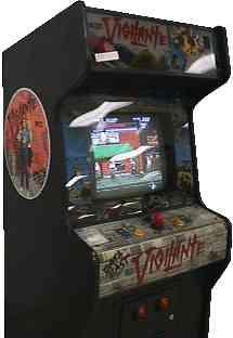 Vigilante Videogame By Irem