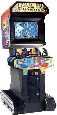 vindicators videogame by atari games rh arcade museum com