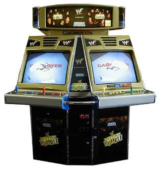 Wwe slot machine game