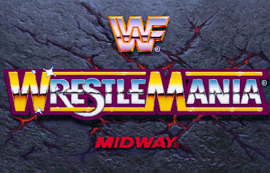 Wwf Wrestle Mania Videogame By Midway Games