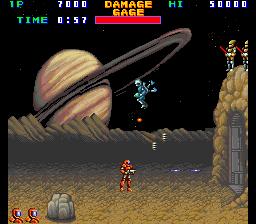 Xaind Sleena - Title screen image