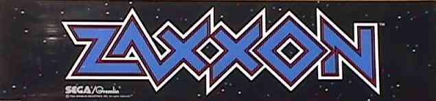 Zaxxon - marquee